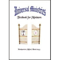 Universal Ministries Textbook