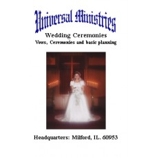 Wedding Ceremonies, Vows and More